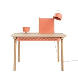 BUREAU COMPLET by Adèle  - Powder pink