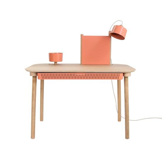 BUREAU COMPLET by Adèle  - Powder pink - Design : Dizy