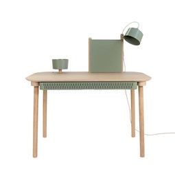 BUREAU COMPLET by Adèle  - Grey green
