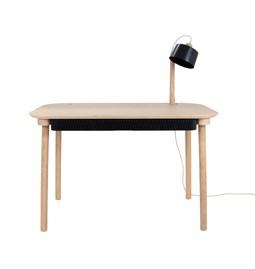 Bureau, tiroir & lampe by désiré - Noir