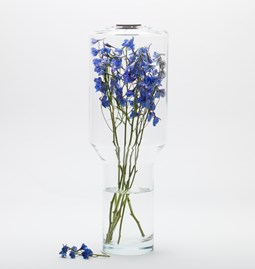 Vase Resonance - Verre