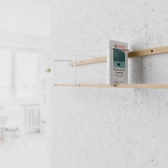 Etagère ITALIC - chêne - Design : Breuer Bono