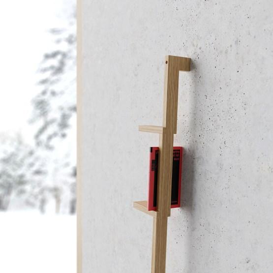 Etagère WINTER - chêne - Design : Breuer Bono