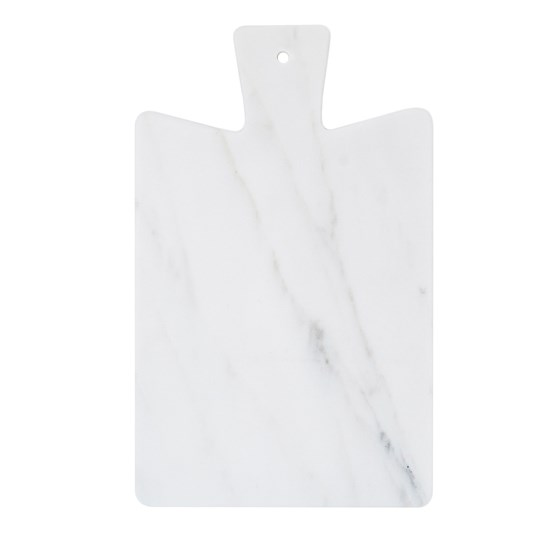 Chopping board - White marble  - Design : Fiammetta V