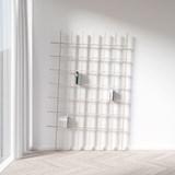 SCHLAGSEITE bookshelf - white 5