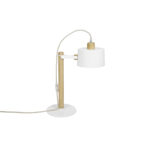Petite lampe by Suzanne - White - Design : Dizy
