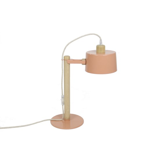 Petite lampe by Suzanne - Powder pink - Design : Dizy