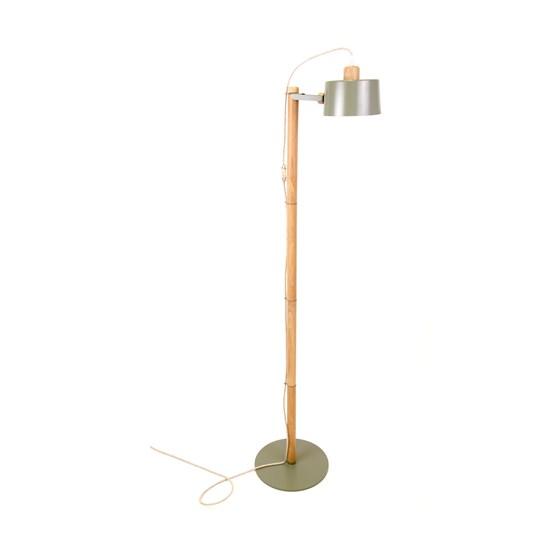 Grande lampe by Thaïs - Grey green - Design : Dizy