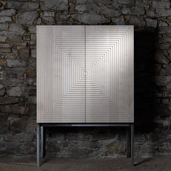 LUCE Dresser - maple  - Design : NATURE & DESIGN