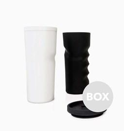Designerbox x Nespresso - Duo de mugs SAISI - Box 42