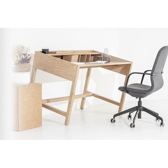 Bureau TORTA | chêne - Design : Miguel Soeiro