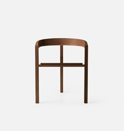 ICON dining chair | walnut