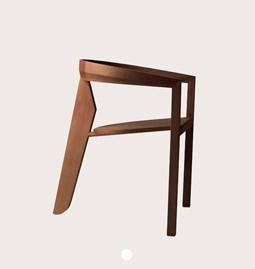 Chaise ICON | noyer