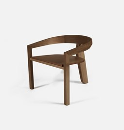 ICON lounge chair | walnut