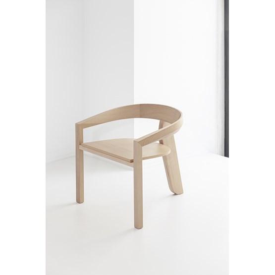 Fauteuil ICON | hêtre - Design : Porventura