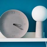 Antan Clock - Black needles 4