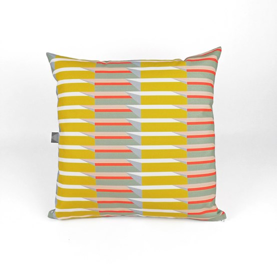 Balcony 001 Cushion - Design : KVP - Textile Design