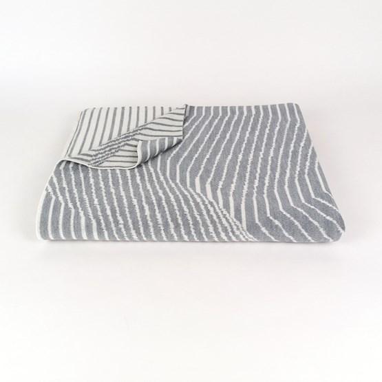 Plaid Blender - CONCRETE LANDSCAPE #1 - Design : KVP - Textile Design