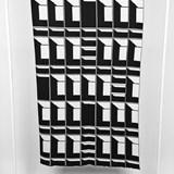 CONCRETE LANDSCAPE - Block Window Blanket #7 3