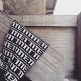 CONCRETE LANDSCAPE - Block Window Blanket #7 4