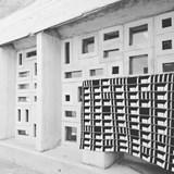 CONCRETE LANDSCAPE - Block Window Blanket #7 5
