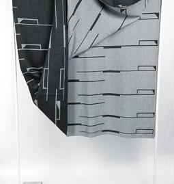 Plaid Lines Sequence - CONCRETE LANDSCAPE #9