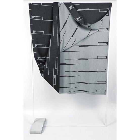 CONCRETE LANDSCAPE Blanket #9 - Design : KVP - Textile Design