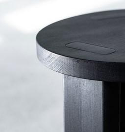 Sugi | Bench - black