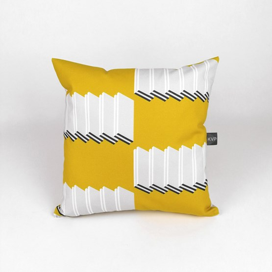 Block 07 Cushion - Design : KVP - Textile Design