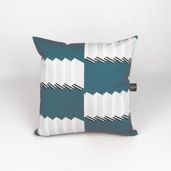 Block 04 Cushion - Design : KVP - Textile Design