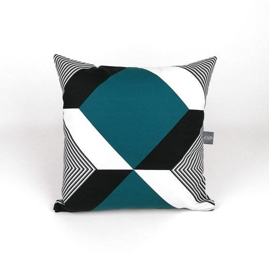 Coussin Shadow Volume 04 - Design : KVP - Textile Design