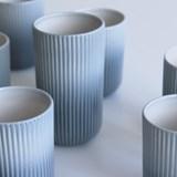 Tasse à latte | 220 ml | degradé bleu 4