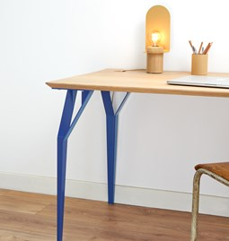 Desk RICHARD Br. - Signal blue