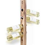 Wine Rack -  Walnut Wood  3