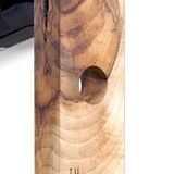 Wine Rack -  Walnut Wood  4