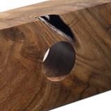 Wine Rack -  Walnut Wood  6