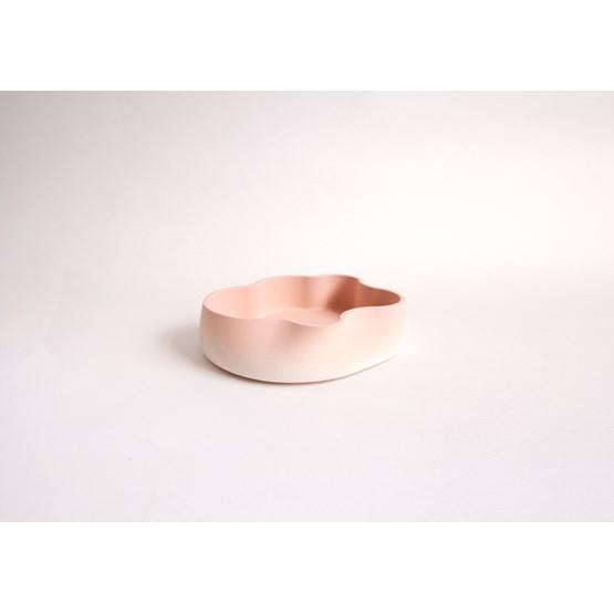 Collection Jumony - plateaux - pêche pâle - Design : Extra&ordinary Design