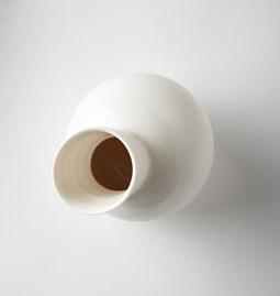 Vase Speak - Blanc
