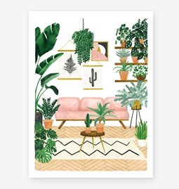 Sofa - Affiche