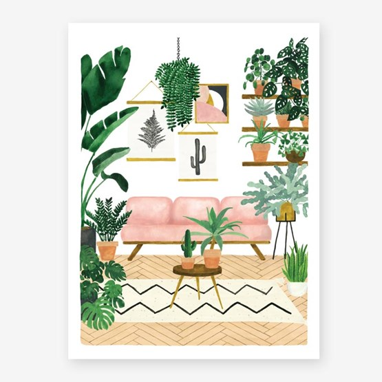 Sofa - Affiche - Design : All The Way to Say