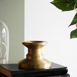 Candlestick OBI PM Recycled Brass 2