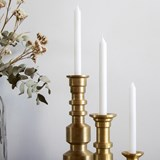 Candlestick OBI PM Recycled Brass 4