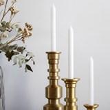 Candlestick OBI GM Recycled Brass 4