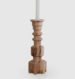 Candlestick OBI GM Wood