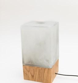 Marbella  lamp - white