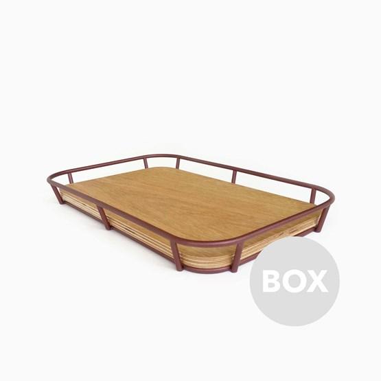 Plateau AREA - Box 48 - Design : BrichetZiegler