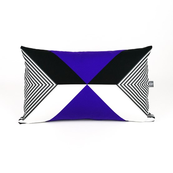 Shadow Volume M18C03 Cushion - Design : KVP - Textile Design