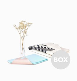 Vase NOTEBOOK - Box 51