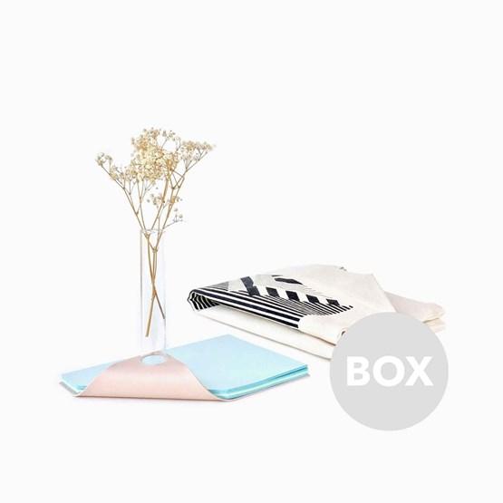 Vase NOTEBOOK - Box 51 - Design : Fabrica & Chan Wai Hon