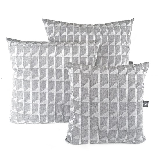 Jacquard Shadow Volume med Cushion - Design : KVP - Textile Design